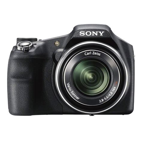 camara fotos sony sony cyber shot dsc hx200v 18 2 mp exmor r cmos digital