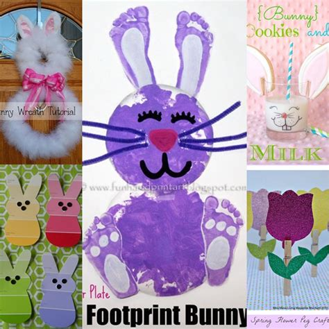 easter arts and crafts for 10 easter craft ideas for