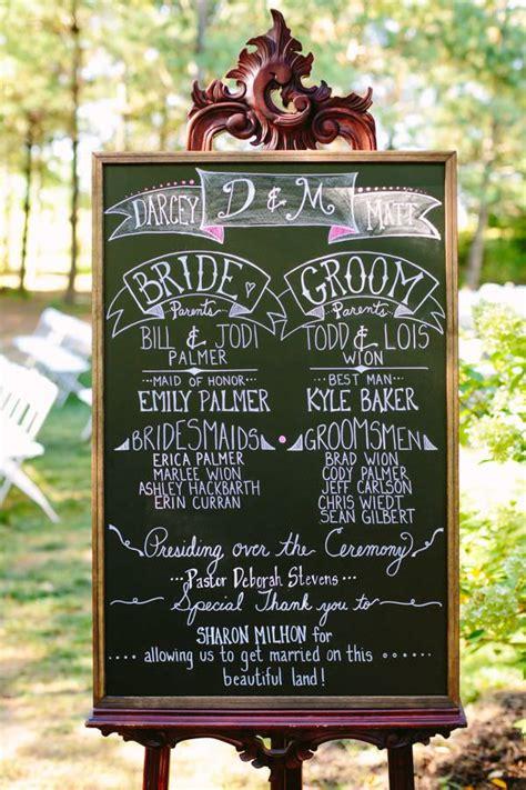 chalkboard diy wedding my experience diy ing my wedding with chalkboards