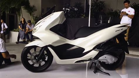 Pcx 2018 Abs by Abs White All New Honda Pcx 150 2018
