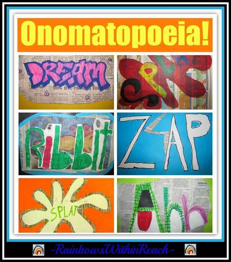onomatopoeia picture books www rainbowswithinreach