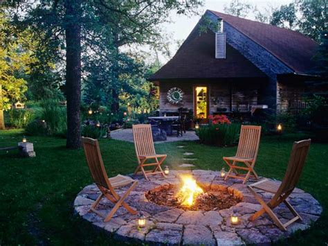 pictures of backyard pits backyard patio ideas with pit landscaping
