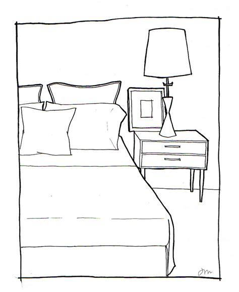 how to draw a bedroom may designs bedroom sketch