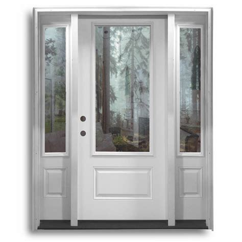 fiberglass front doors for homes fiberglass exterior doors home surplus