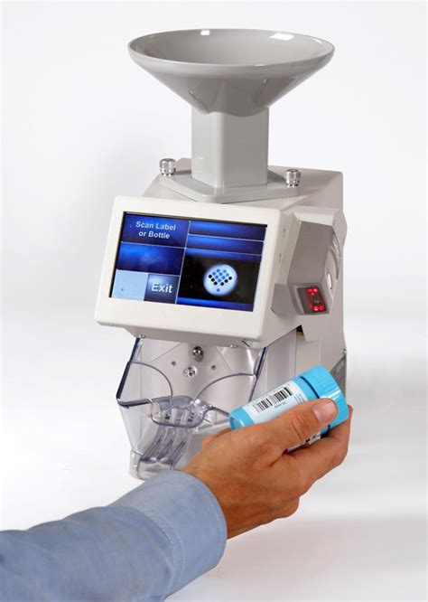 counting device with kl1plus streamlined counting plus verification device