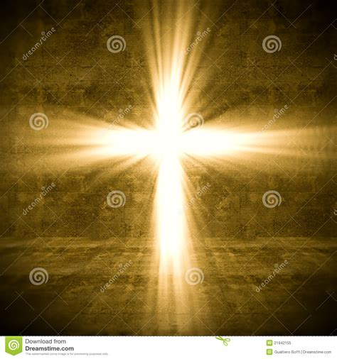 picture with lights cross light royalty free stock photo image 21942155