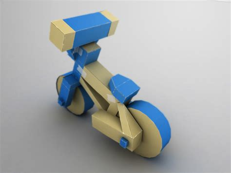 origami motorcycle origami bike by martin8910 on deviantart