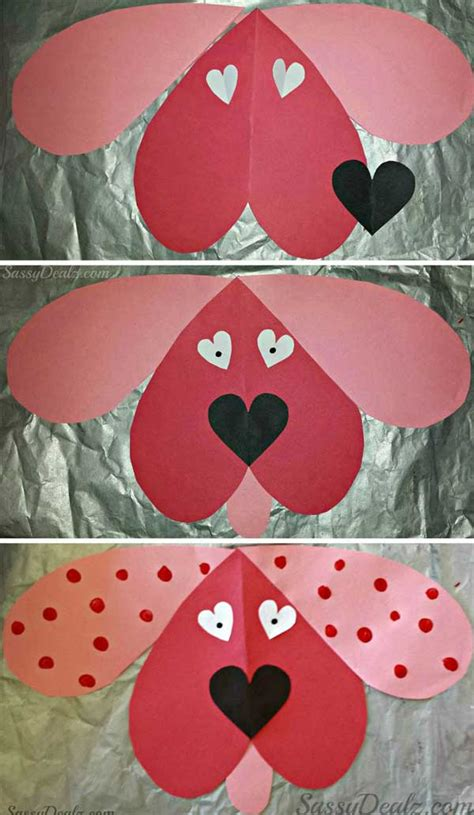 valentines day craft ideas for 30 exciting and easy diy valentines day crafts ones