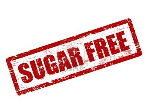 free no is being sugarfree enough tellwut