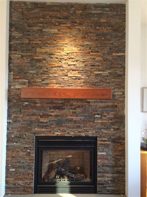 modern fireplace mantel handmade cherry modern beam fireplace mantel by custom