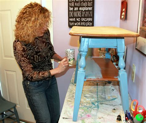 chalk paint joplin mo milk paint class at redposie on how mix and paint with