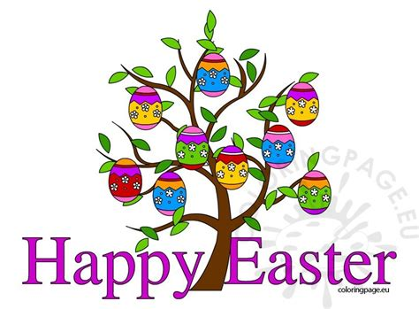 Free Happy Easter Clip by Happy Easter Clip Free Coloring Page