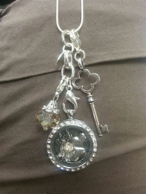 origami owl jewellery my origami owl necklace o2