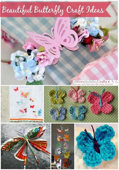 butterfly craft ideas for 37 beautiful butterfly craft ideas allfreeholidaycrafts