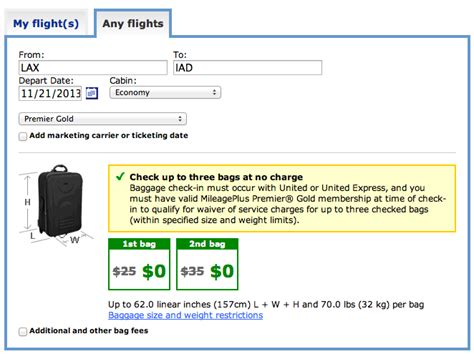 united airlines baggage international united airlines reduces free checked baggage allowance for
