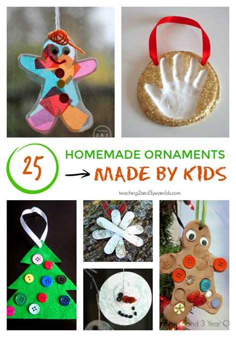 easy home made ornaments 25 ornaments for
