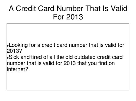 how to make a valid credit card number real 2015 visa credit card numbers quotes