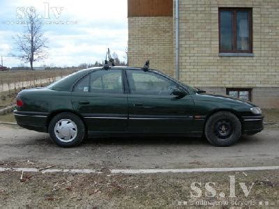 view of opel omega 5 view of opel omega 2 5 d photos features and