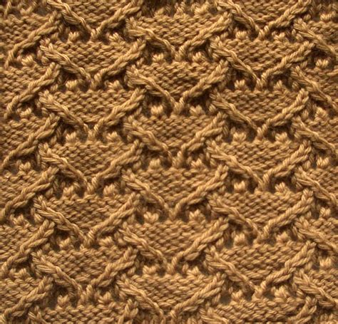 knitting design 09 cable stitch patterns 2nd the walker treasury project
