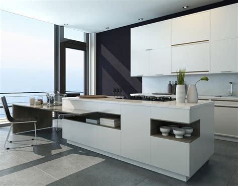 modern kitchen designs with island 77 custom kitchen island ideas beautiful designs designing idea