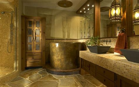Rustic Themed Bathroom by Decorating Your Rustic Bathroom Cast Horn Designs