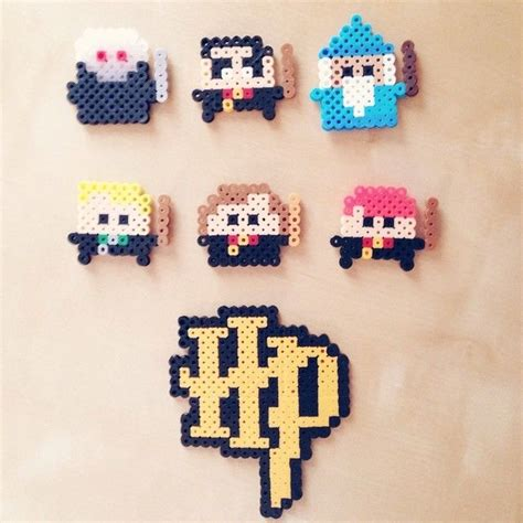 perler bead iron setting 124 best images about perler harry potter on