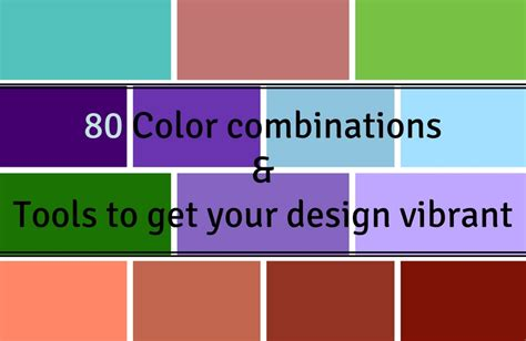 best color combinations 80 best color combinations and tools at your disposal wdshow