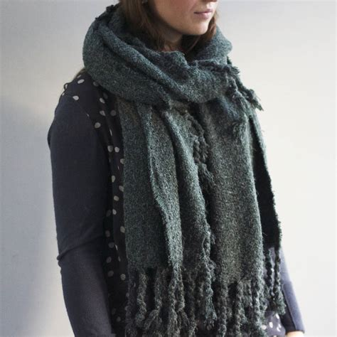 cable knit shawl cable knit shawl with tassles by studio hop