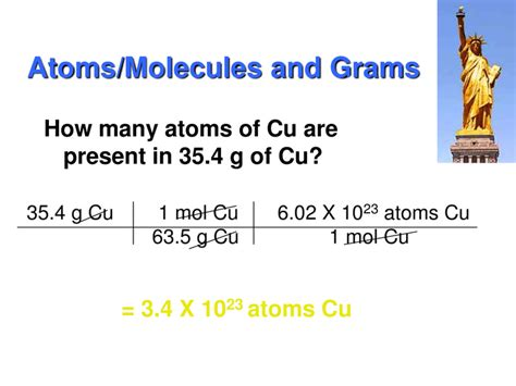 how many in a gram moles