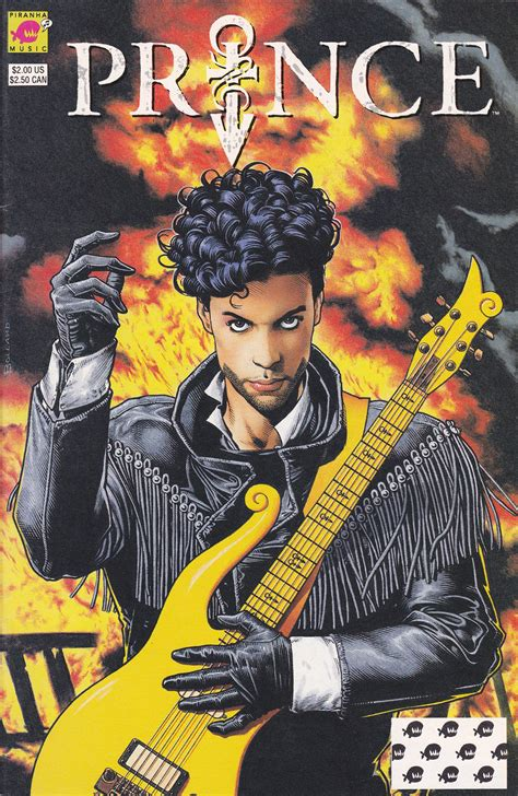 the prince picture book the prince comic book by dwayne mcduffie and other comic