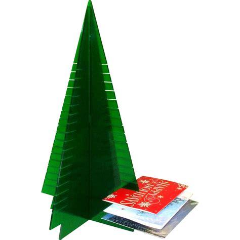 tree holder tree card holder chrismast cards ideas