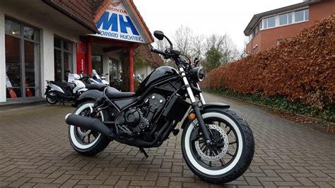Motorrad Umbau Youtube by Honda Cmx 500 Rebel Umbau Mh1 Custom Bei Motorrad Huchting