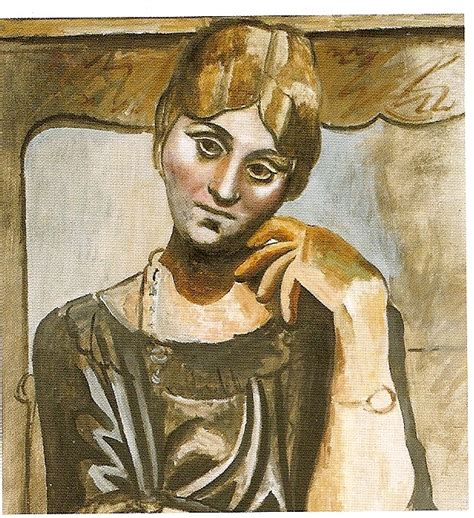 picasso paintings of olga khokhlova the characters referenced in woody allen s midnight in