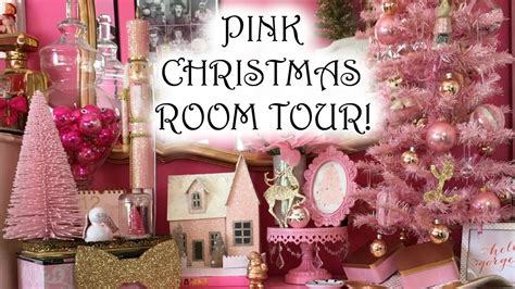 pink decorations room tour edition 2015 pink