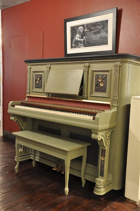 chalk paint piano pin by kathie design on chalk paint on furniture
