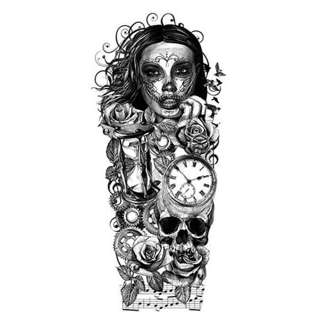 collection of 25 tattoo sleeve designs