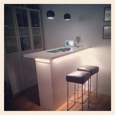 ikea bar home made bar with ikea furniture house things i like