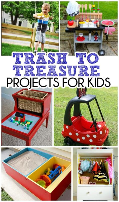 Trash To Treasure Projects For