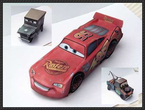 paper craft car cars papercraftsquare free papercraft page 2