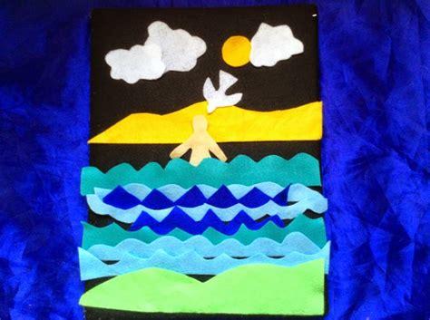 baptism crafts for to make 1000 ideas about jesus baptism craft on