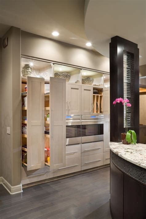 how to design a kitchen pantry 50 awesome kitchen pantry design ideas top home designs