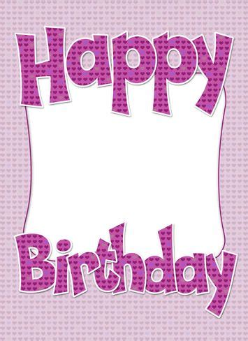 make your own happy birthday card happy birthday card with name lilbibby