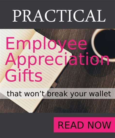 employee gifts ideas 8 practical gifts that employees appreciate practical