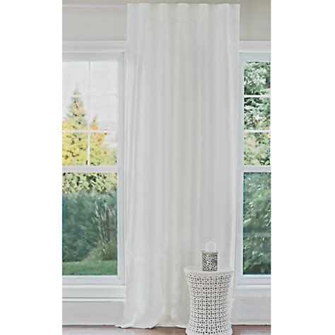 rideaux blanc my