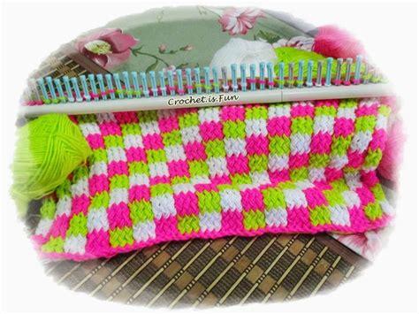 knitting looms at crochet is tutorial loom knitting loom