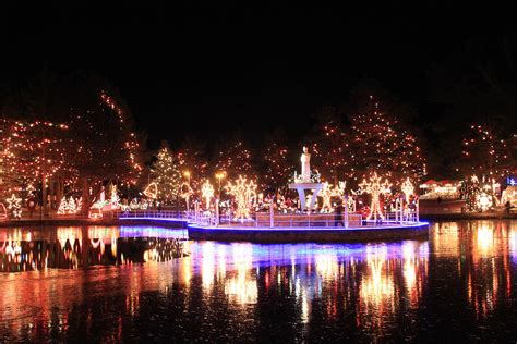 la salette lights la salette festival of lights photograph by vogt