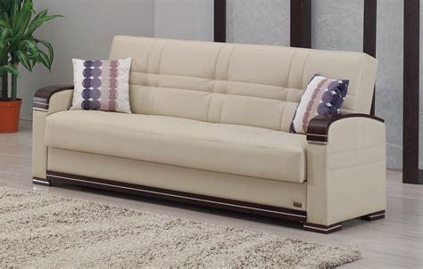 fulton sofa bed fulton leather sofa bed by empire furniture usa