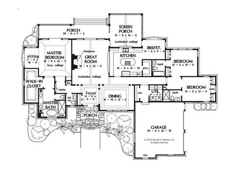 one story house blueprints eplans european house plan one story luxury 2866 square and 3 bedrooms from eplans