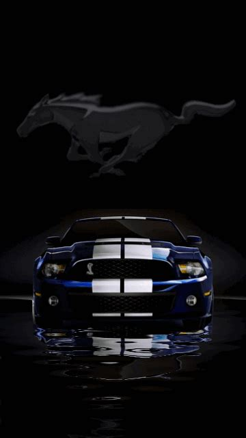 Car Wallpaper 360x640 by Free Ford Mustang Wallpaper Wallpapersafari