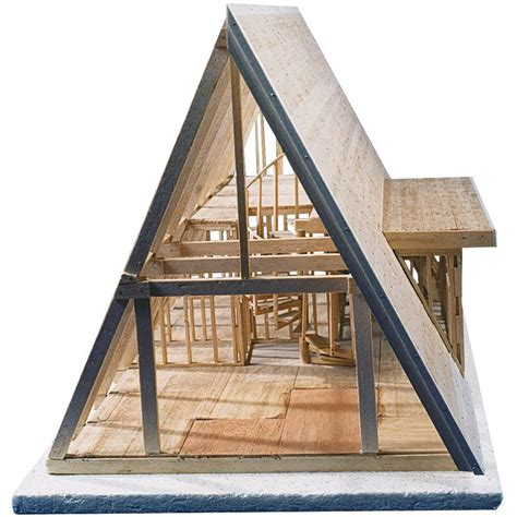 small a frame house best 25 a frame house kits ideas on lake